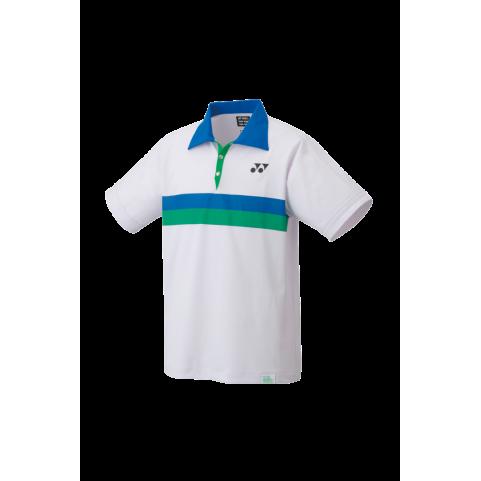 75TH Men's Polo Shirt (Slim Fit) 10390A [White]